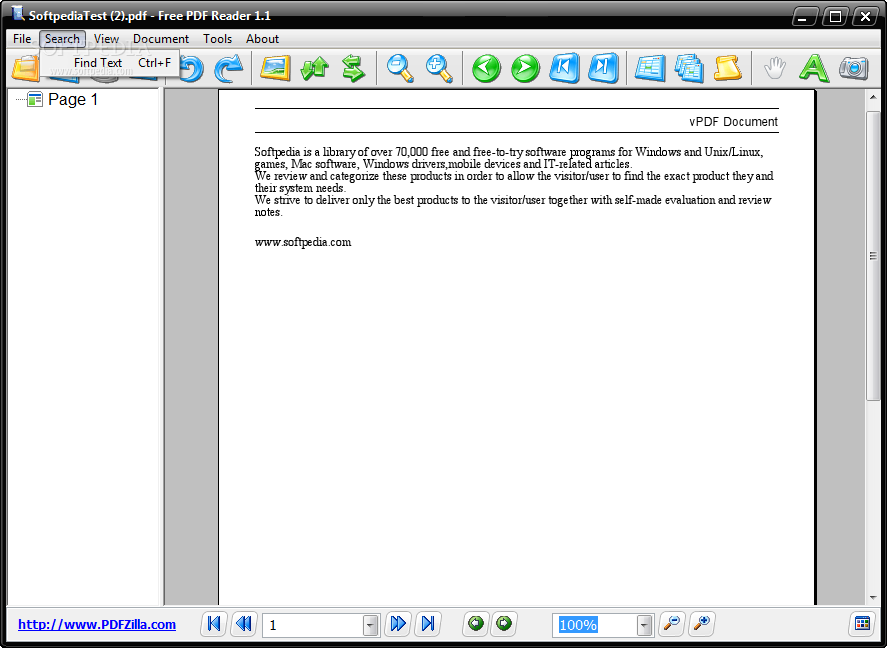 free pdf reader for windows