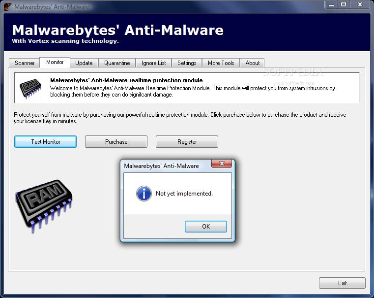 M.B.A.M. Anti - Malware + Reg Details [chilloutdude} Download Pc
