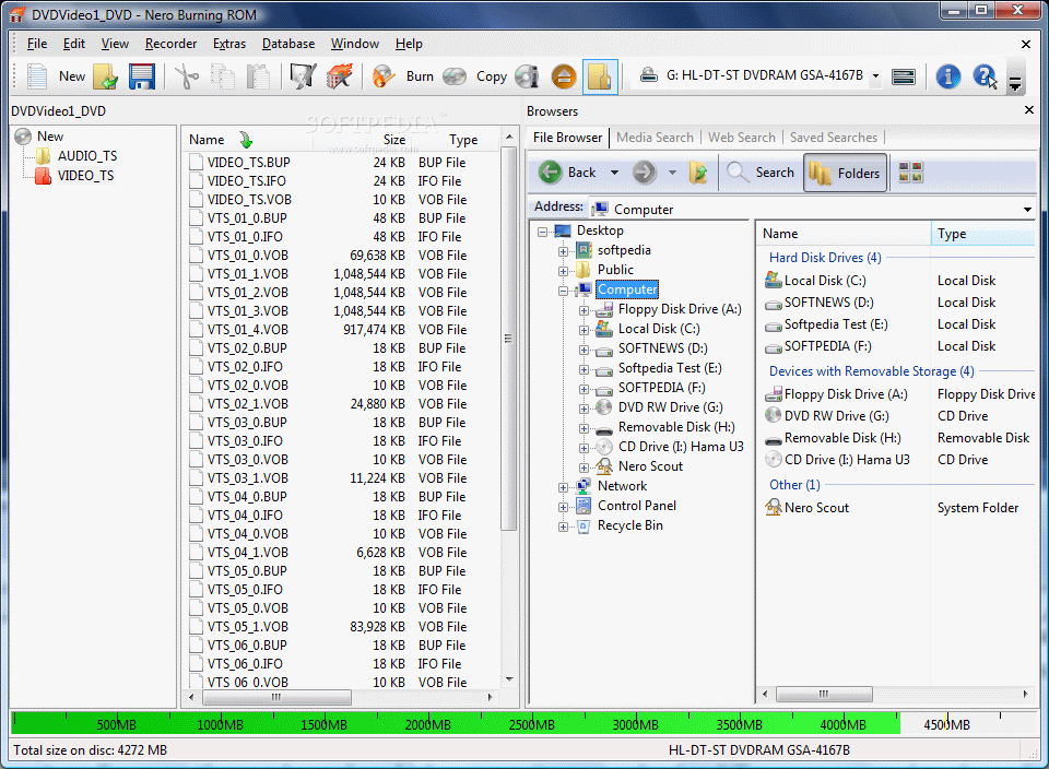Hack nero 8. 3. 2. 1 ultra edition (installer, serials, and patcher).