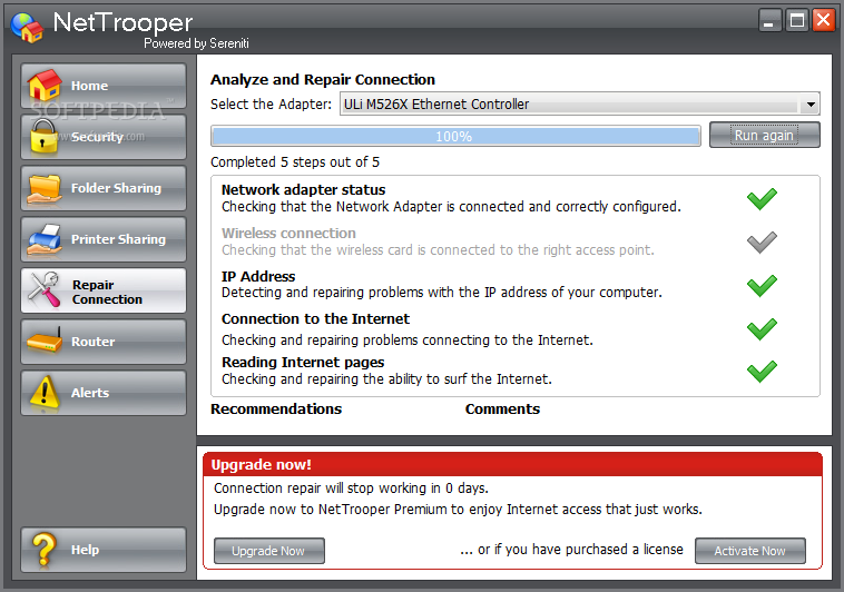 Ali ULi M526X Ethernet Controller