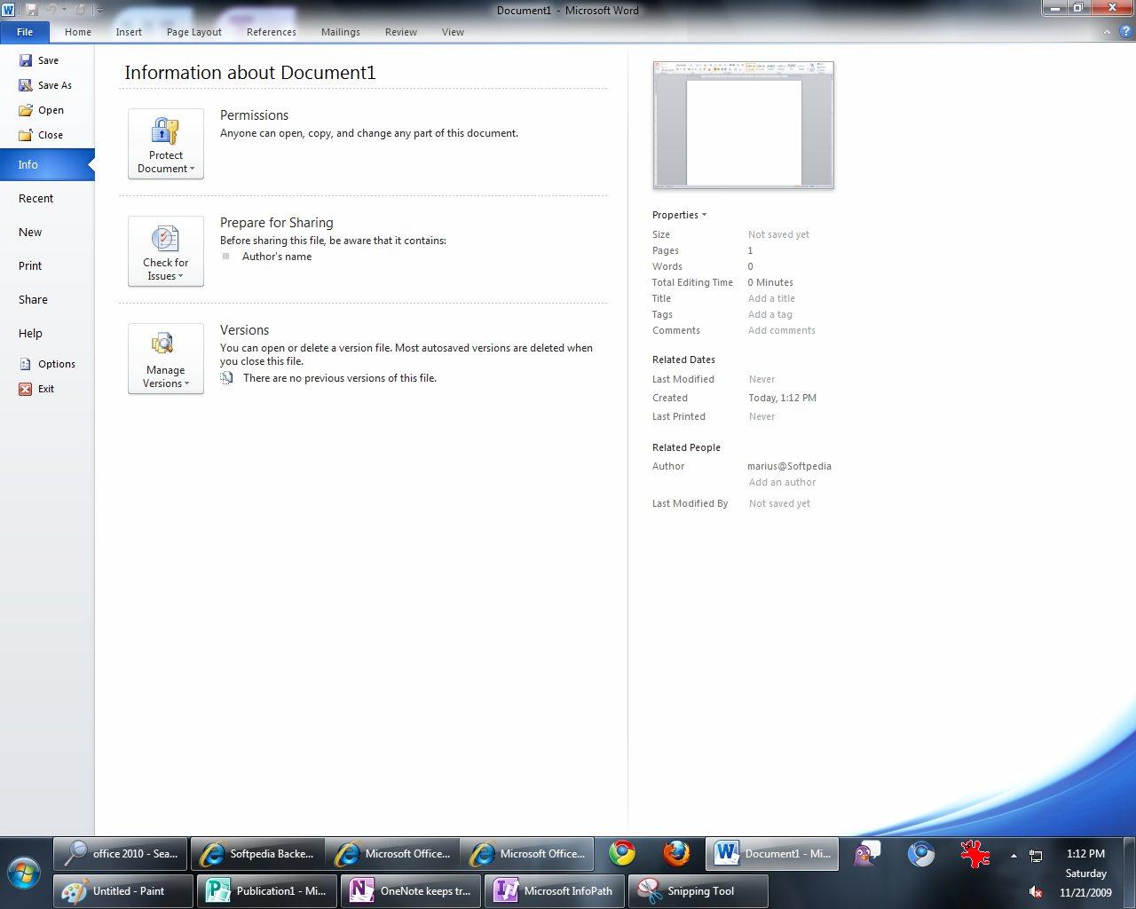 Microsoft Office 2010 [Full-Español]-[1 Link] full - Descargar Gratis