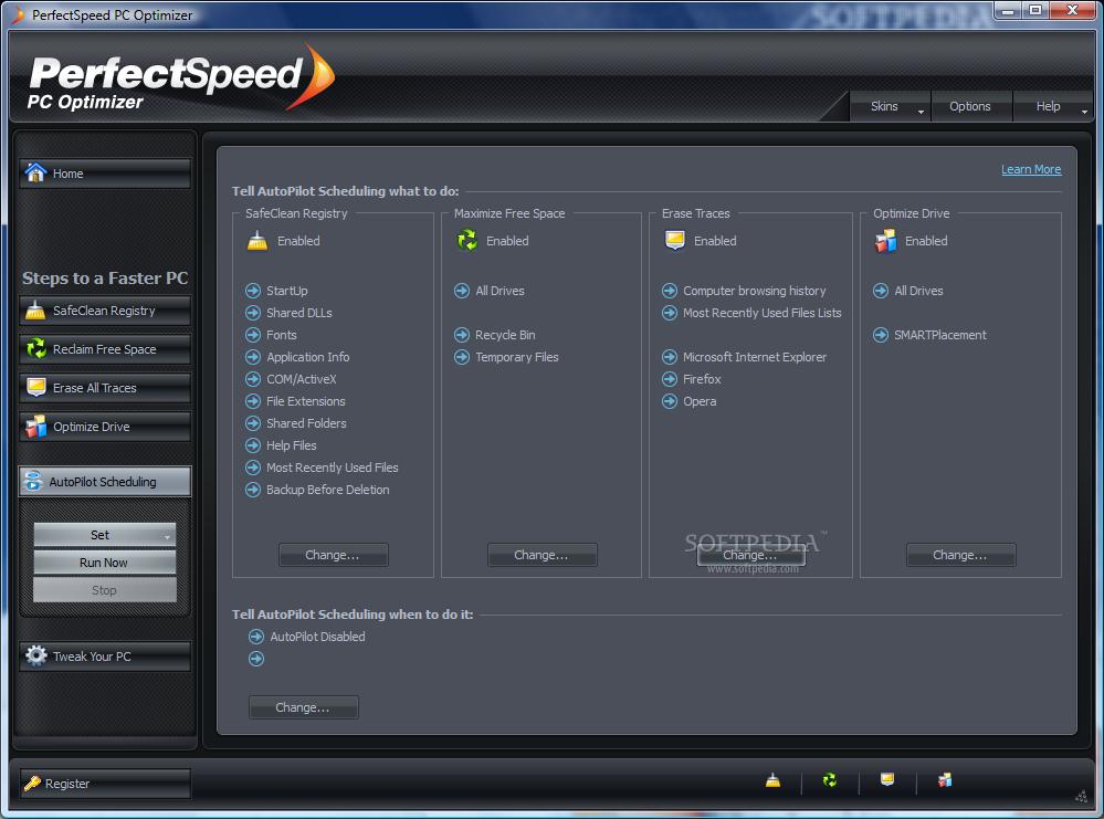 Perfectspeed pc optimizer key generator