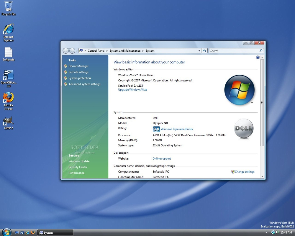 how to get windows vista sp2