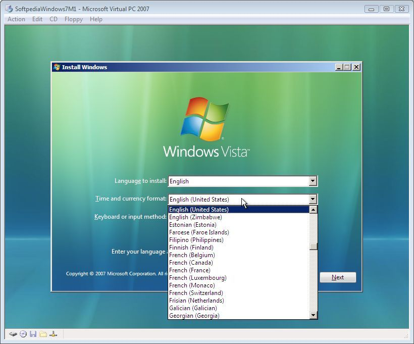 Windows 7 m1 build 7000 beta public release