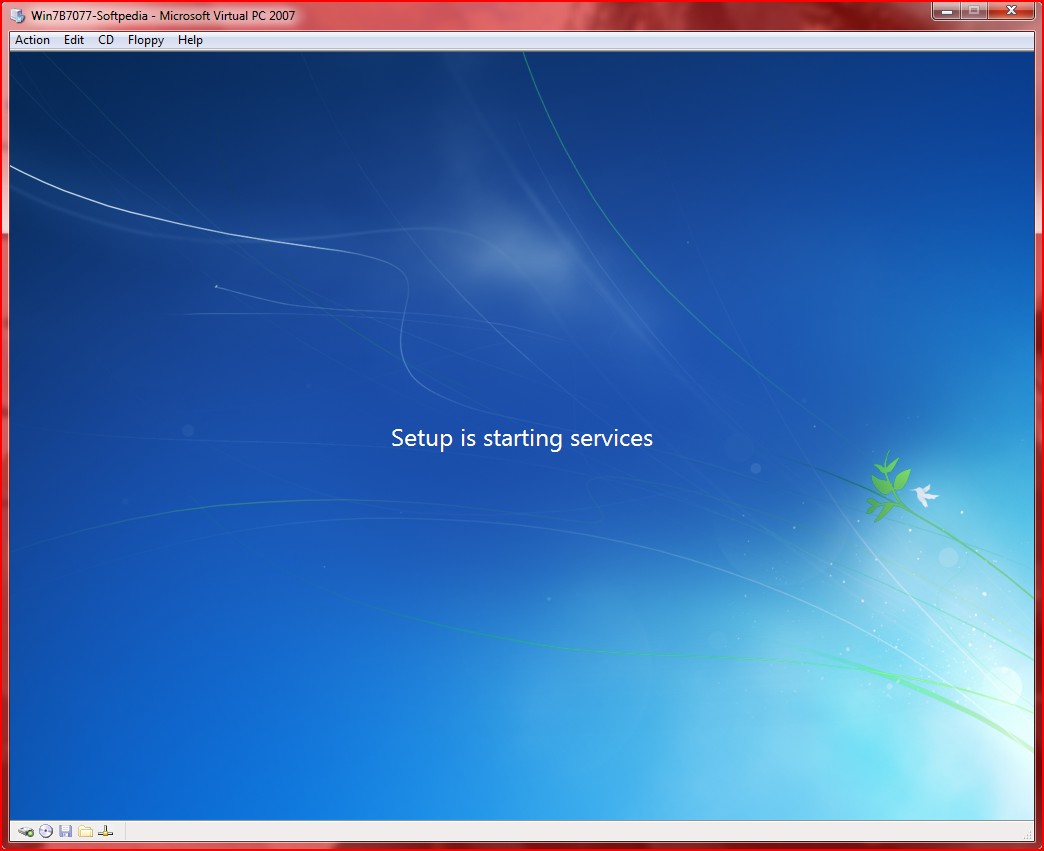 Windows Embedded Setup
