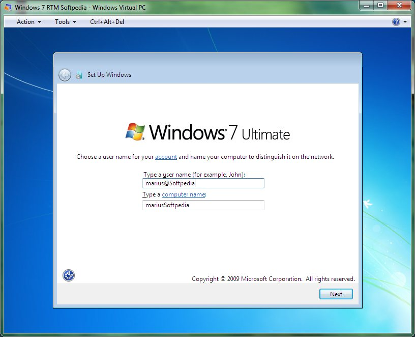 Windows 7 ultimate rtm build 7600 16385 x86 english oem dvd