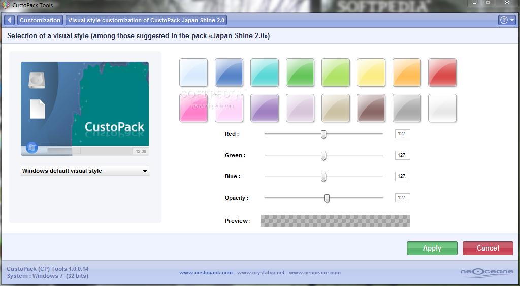 Full Windows 7 Customization