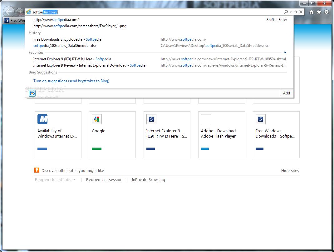 Internet Explorer 9 Review