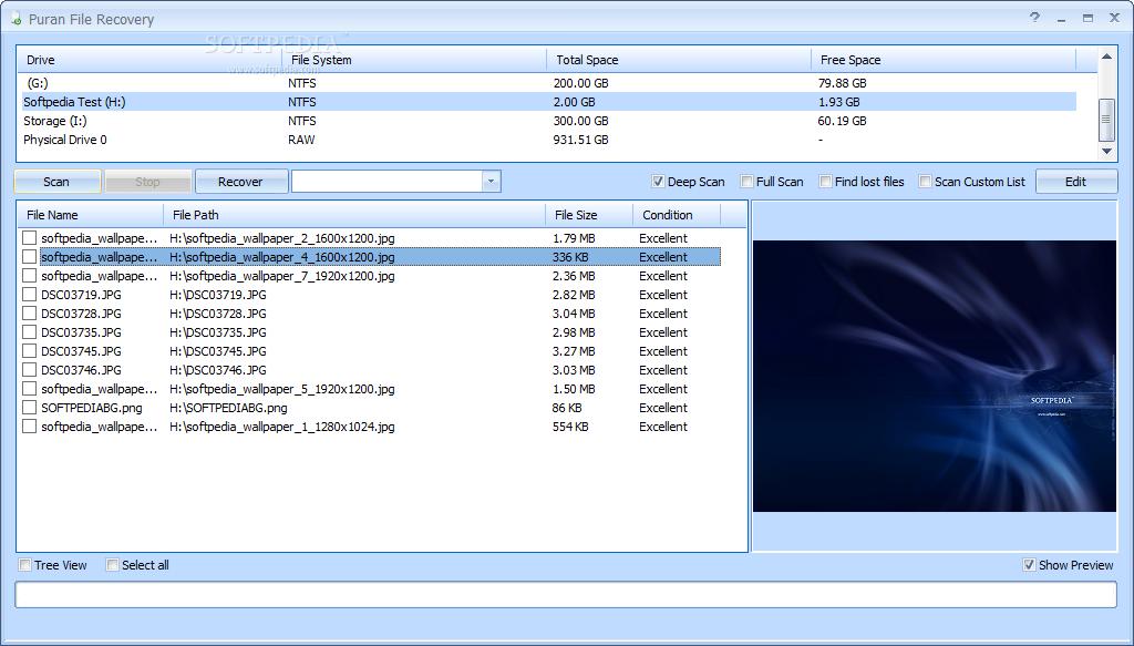 Resultado de imagem para Puran File Recovery