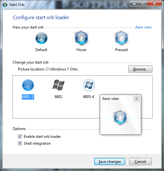 windows start icon