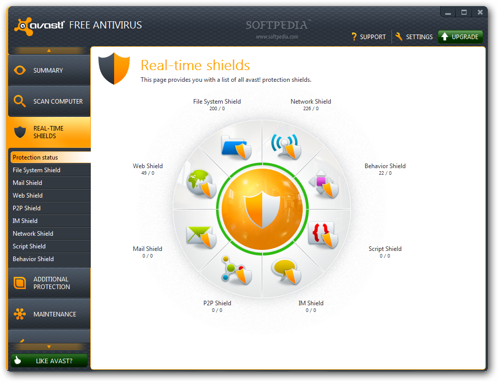 avast free antivirus 2012 full version