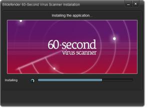 60-Second Virus Scanner from Bitdefender – Review