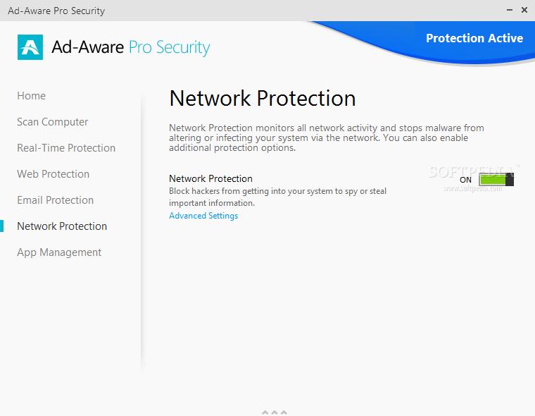 Network Security Protector Pro 3 Rusdaco