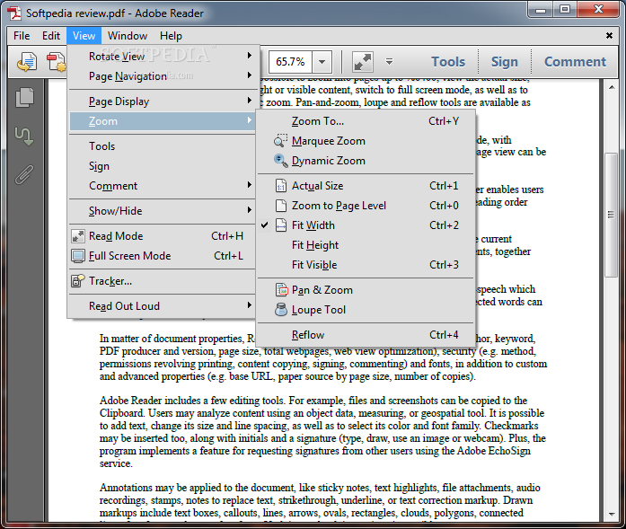 adobe reader free  for windows 8 32 bit