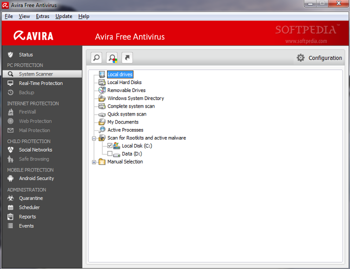 Avira Free Antivirus 13 Review