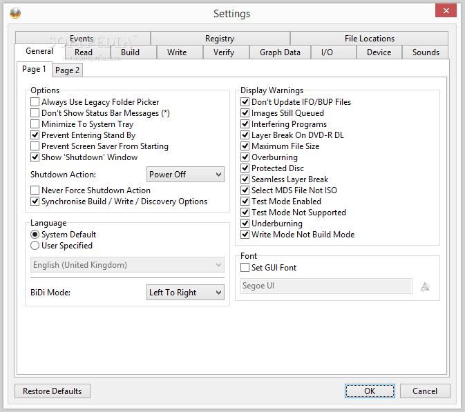 Download ImgBurn 2.5.8.0 - softpedia.com