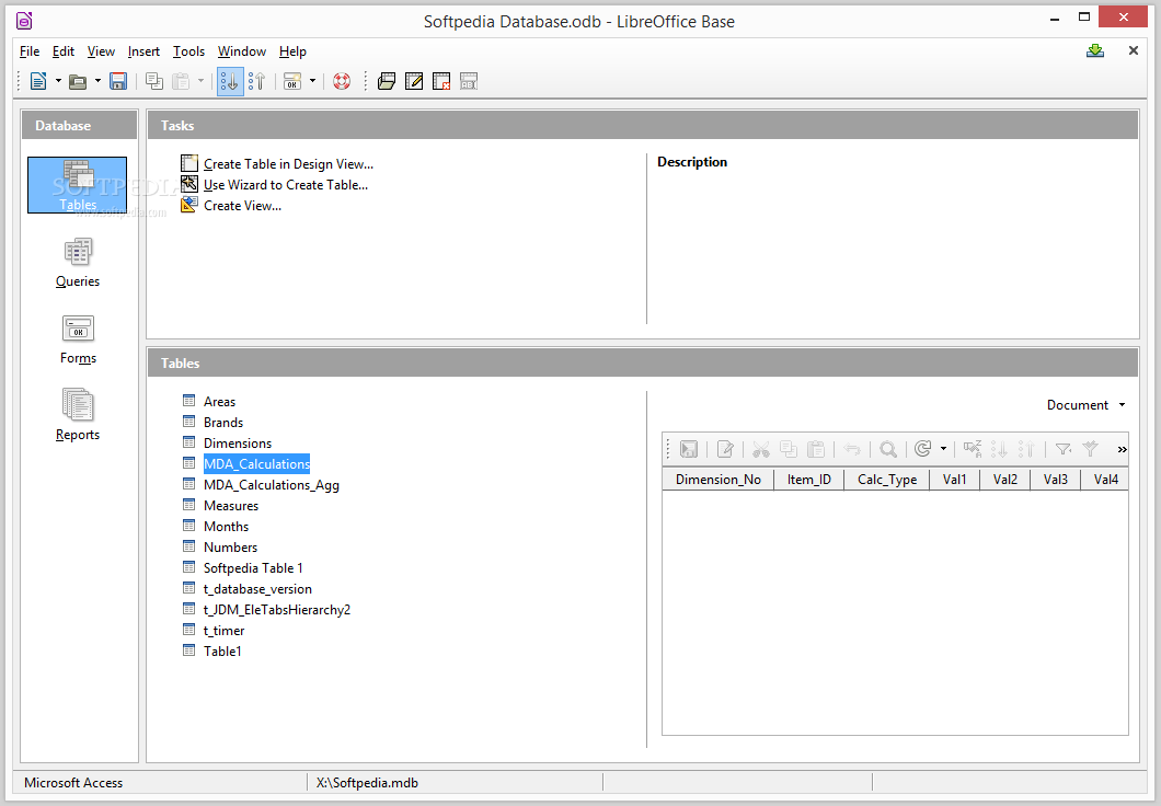 LibreOffice Base Review