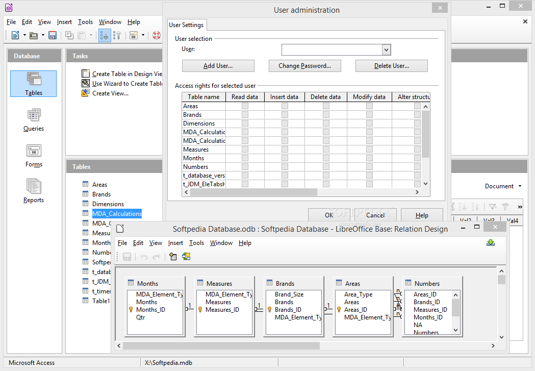 Libreoffice base export to access - Open office vs office libre ...