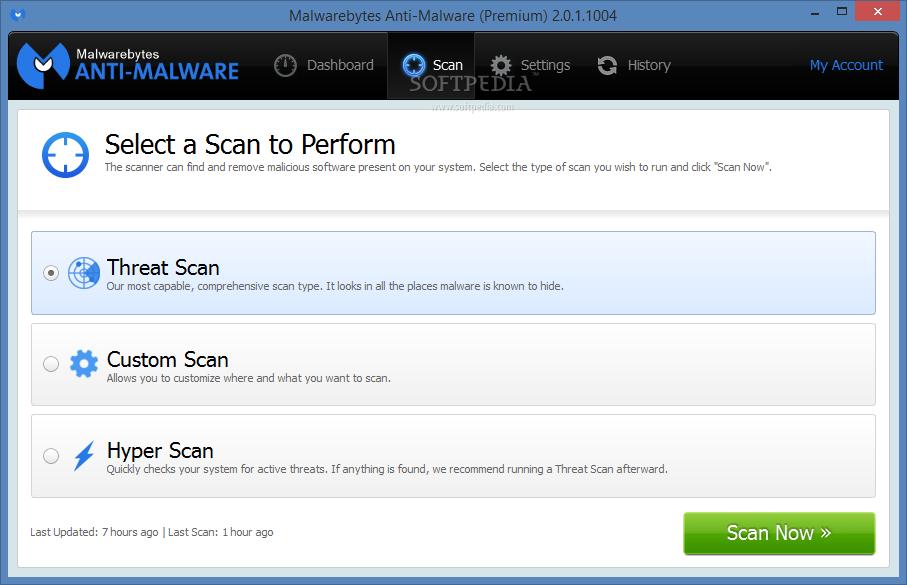 malwarebytes account free