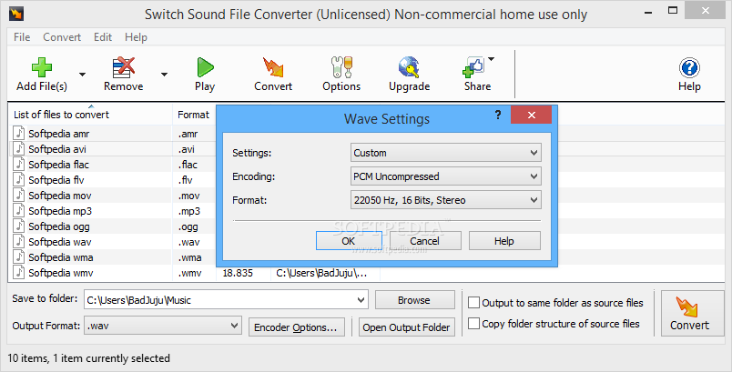 switch sound file converter full version