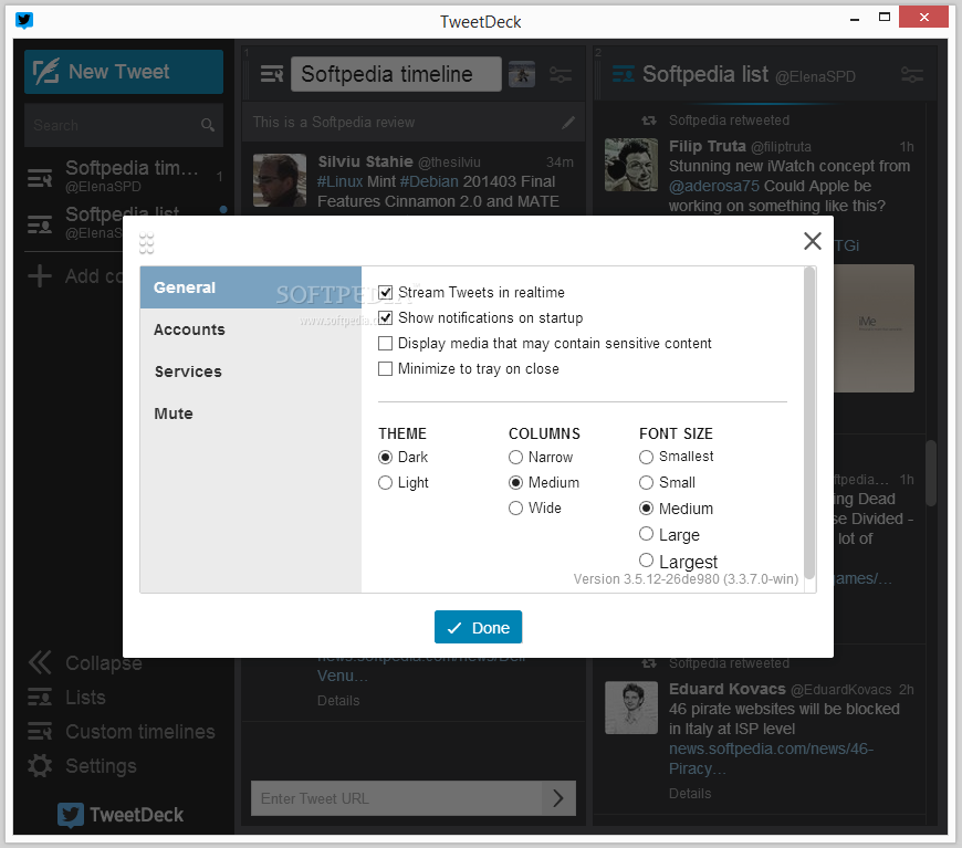 TweetDeck 3 Review