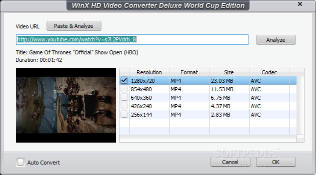 WinX HD Video Converter Deluxe 5 Review