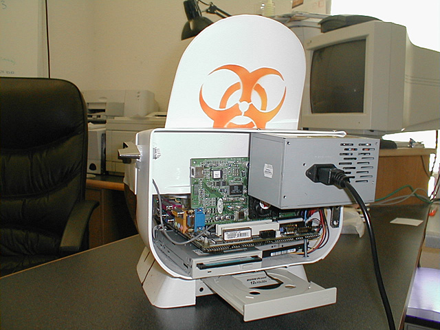 The Toilet PC and Other Weird PC Mods