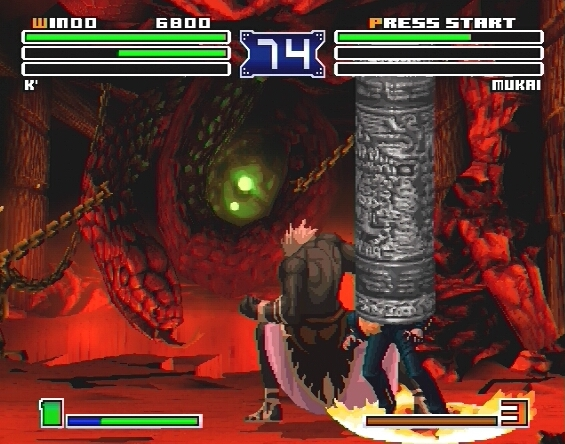 king of fighters 2003 neoragex: