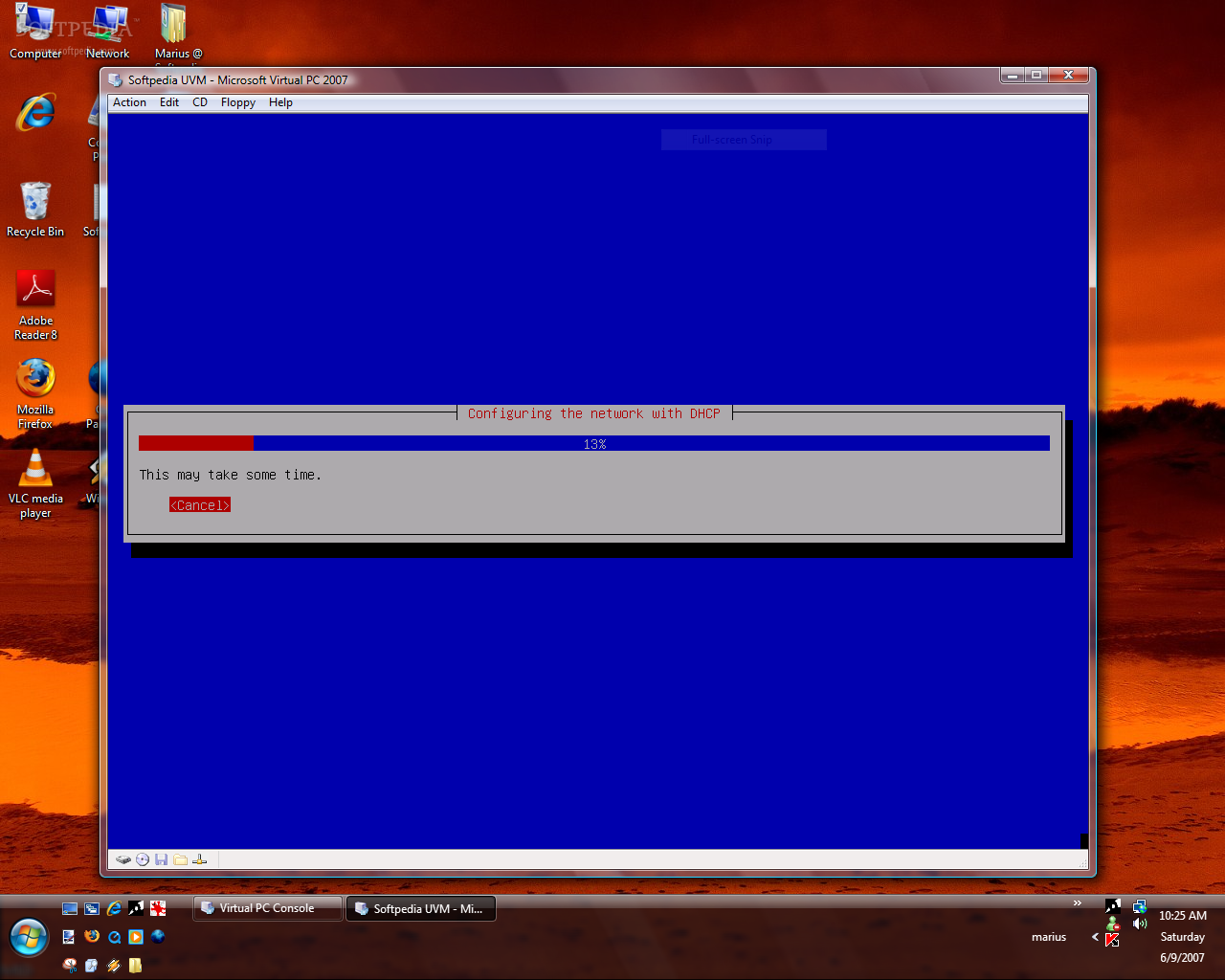 Installing Ubuntu 7 04 IN(!) Windows Vista - What Not to Do with