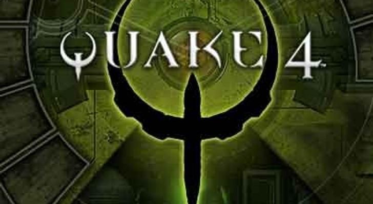 Java игра Quake 4 mobile 3D.