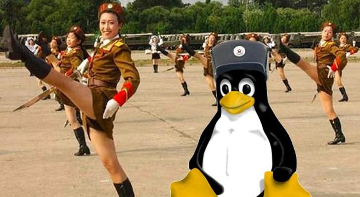 Corea del Norte es un simpatizante de Linux