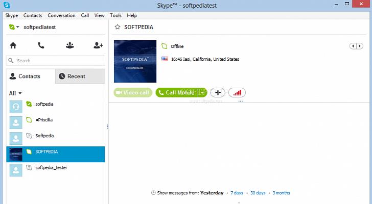 Skype windows xp free download
