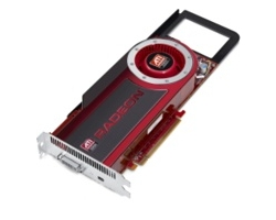 ATI Radeon HD 4870 Graphics Upgrade Kit