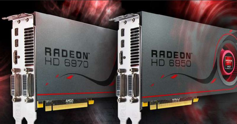 Amd Radeon Hd 6970 And Hd 6950 Official: AMD Radeon HD 6900 Series Graphics Cards Go Official