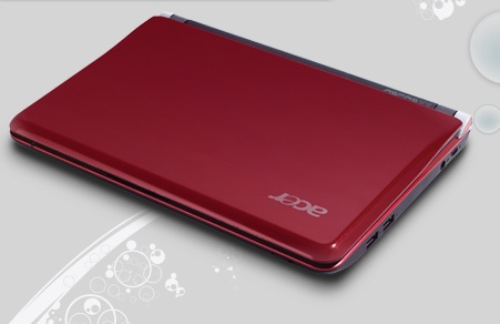 Acer confident in its 10-inch Aspire One netbook