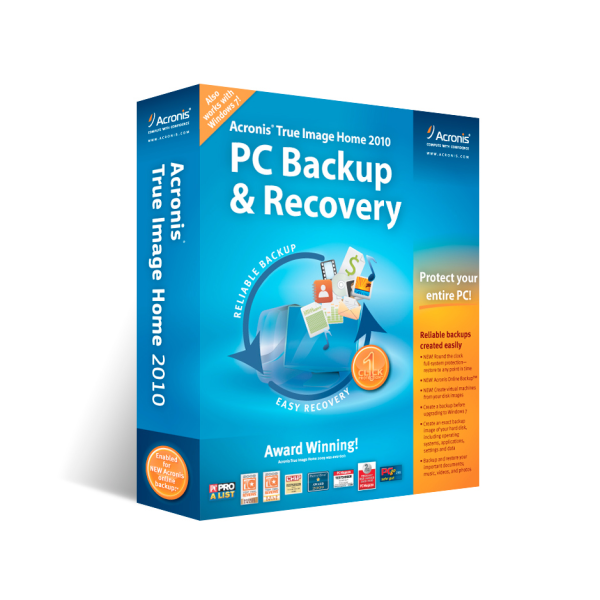 Скачать Acronis True Image Home 2010 13 Build 6053 Boot CD English - ТОРРЕН