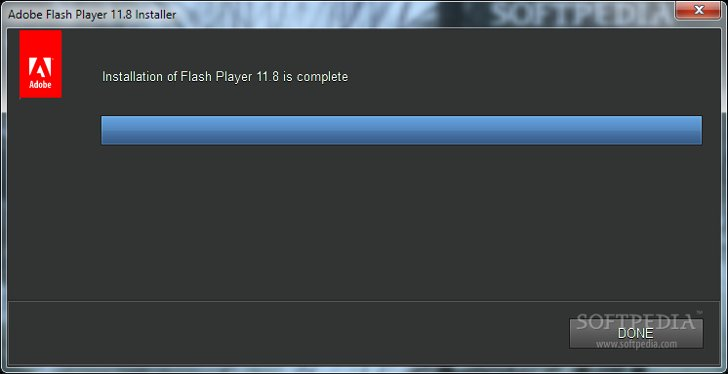 flash player 8 0: