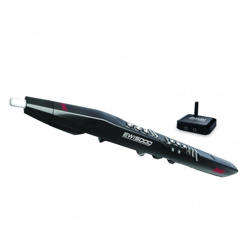 Akai launches wireless electronic wind instrument softpedia for Yamaha electronic wind instrument