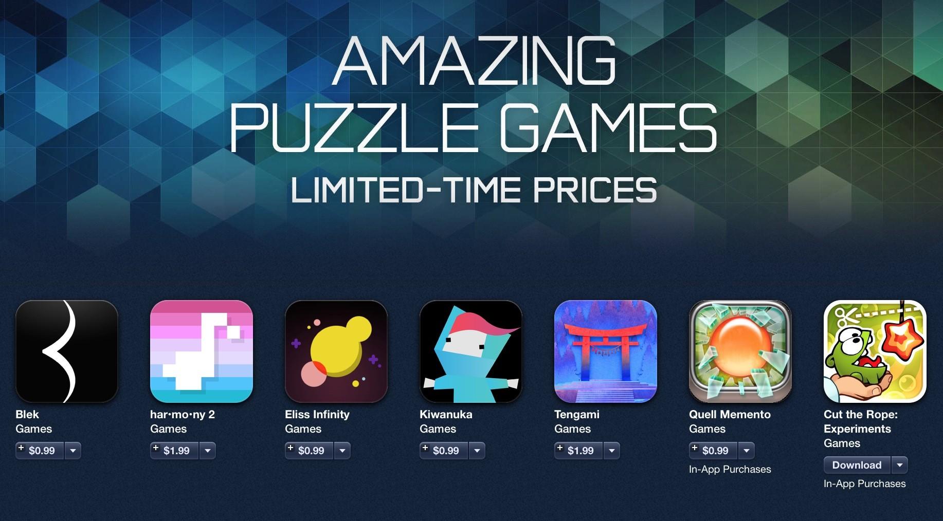 amazing puzzle games