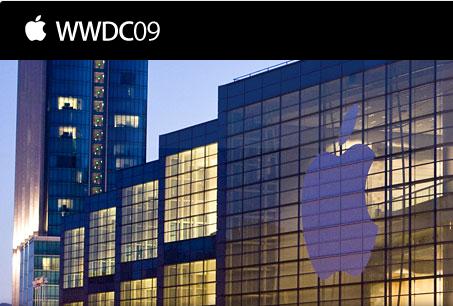WWDC 09 header