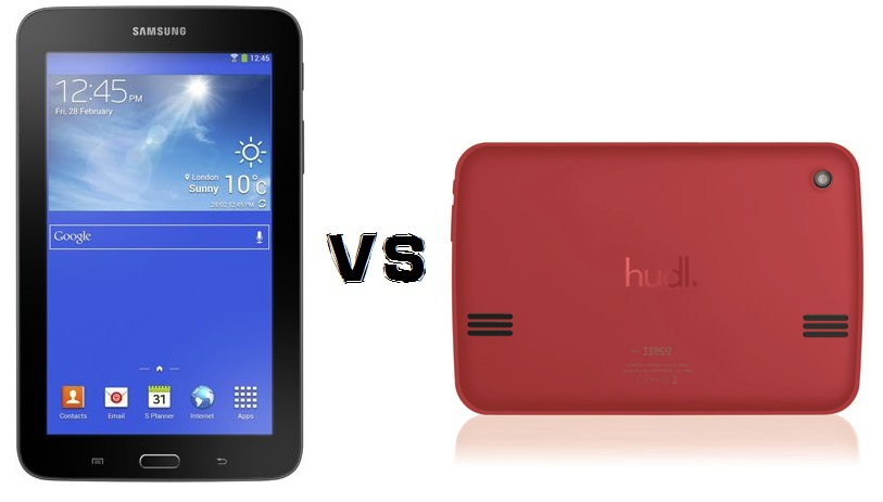 Battle of the budget tablets samsung galaxy tab 3 lite vs tesco hudl softpedia - Samsung galaxy tab 4 lite ...