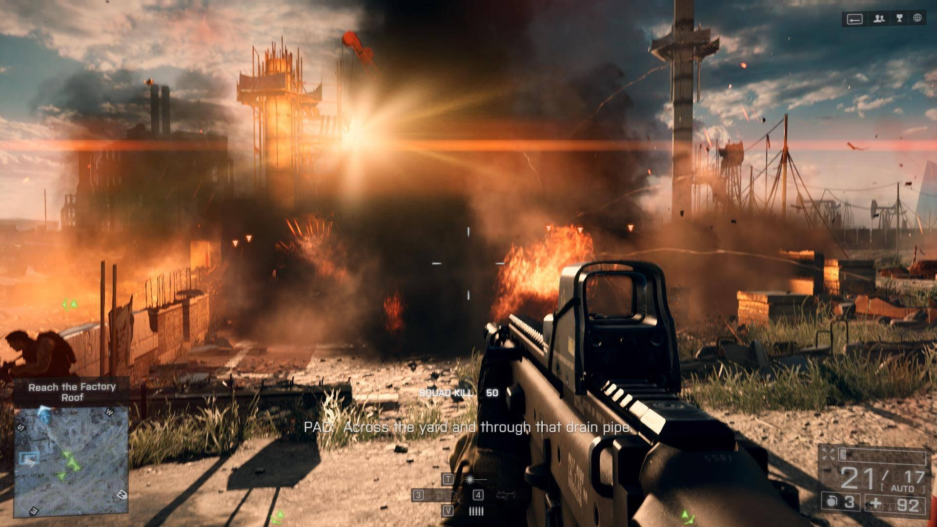 battlefield 4 xp boost how to use