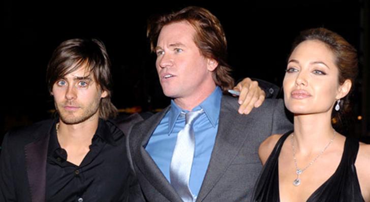 Brad Pitt Jealous over...