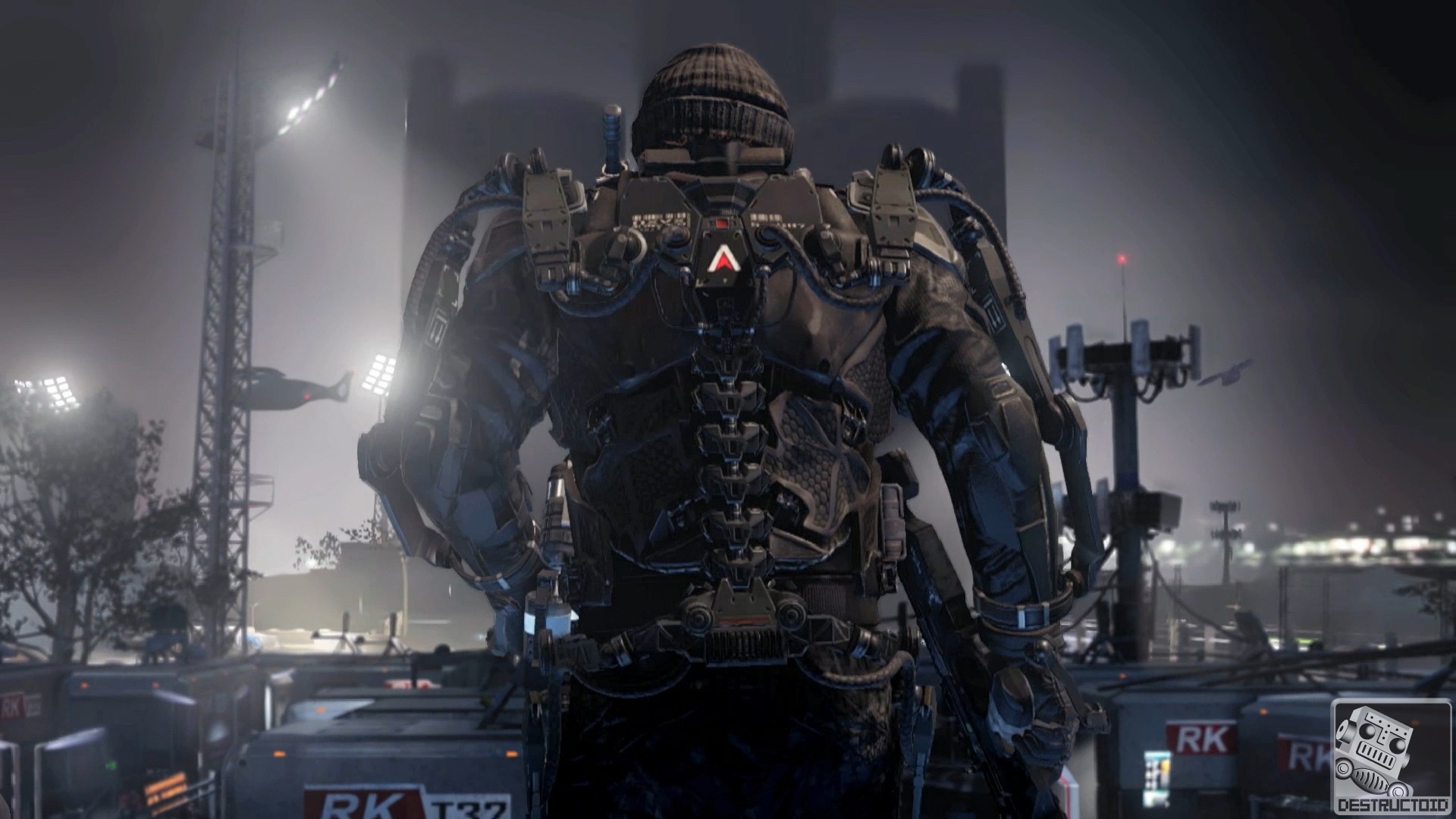 Call of Duty: Advanced Warfare Leaked via Stunning ...