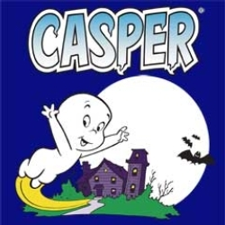 Casper the Friendly Ghost Poster