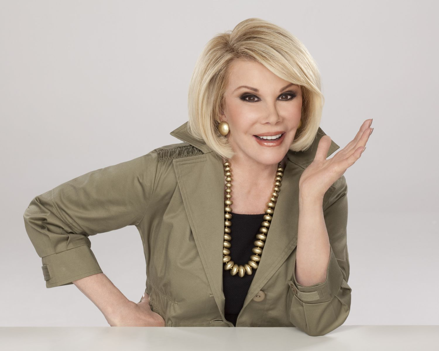 Comedienne Joan Rivers Dies At 81 Years Old Softpedia