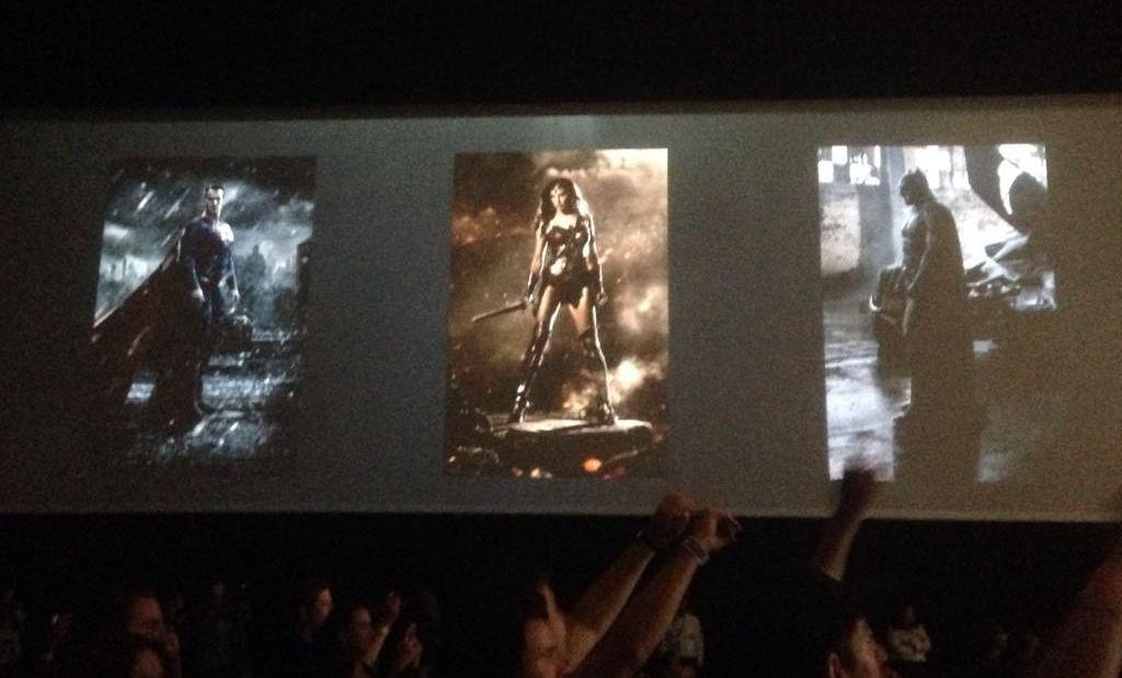 """Comic-Con 2014: """"Bat..."""