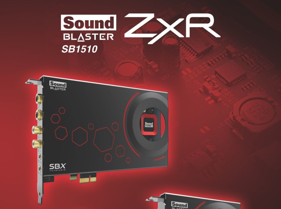 Creative Sound Blaster Z-Series Has a New Audio Driver ...