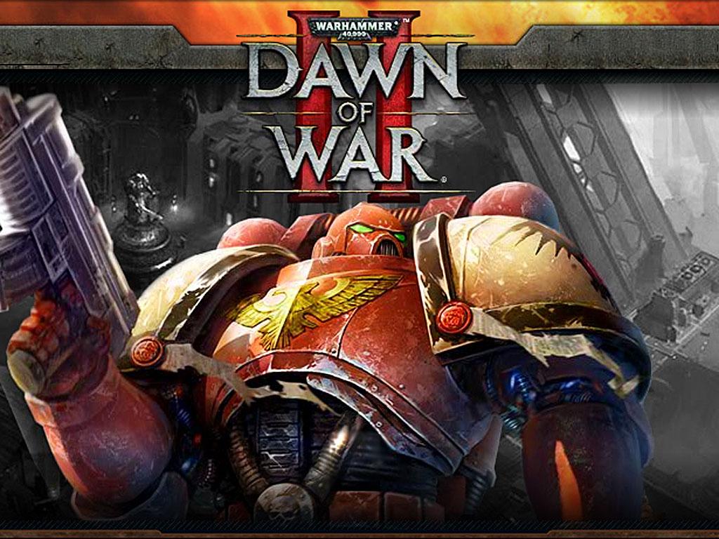 دانلود بازی بسیار زیبای Warhammer 40000: Dawn of War 2