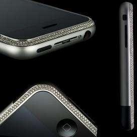 diamond encrusted iphone - photo #36